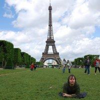 Париж, что тут ещё сказать..
